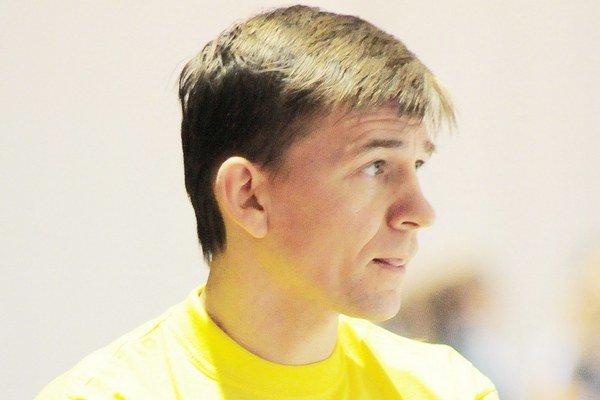 Borys Petrovskyj. Kormidelník michalovskej Iuventy.