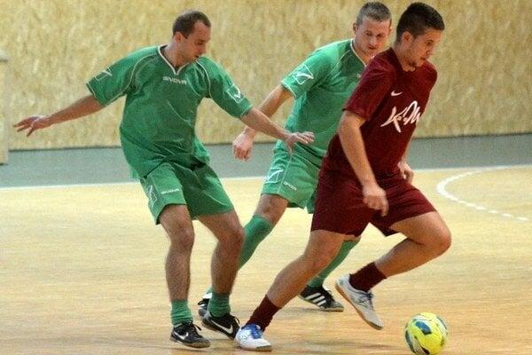 KaeMko sa zachránilo v prvej lige. V priamom súboji o udržanie zdolalo FC Caffetalero.