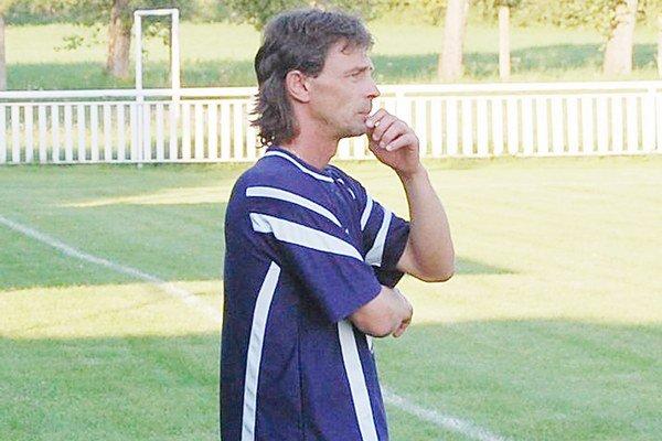 Nový tréner Petroviec. Stal sa ním Vladimír Moroz.