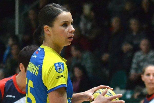 Tatiana Trehubová má reprezentačné povinnosti.