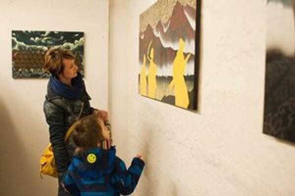 Mladá krv. V galérii Subteren vytavuje 11 študentov.