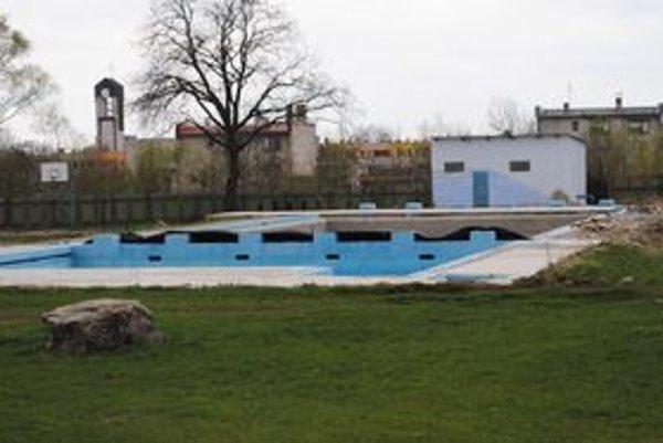Kúpalisko postavili v 50. rokoch minulého storočia, rekonštrukcia bola nevyhnutná.