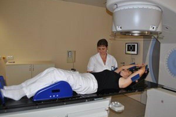 Onkológia v Michalovciach. Lineárny urýchľovač pomôže liečiť vyše 500 onkologických pacientov ročne.