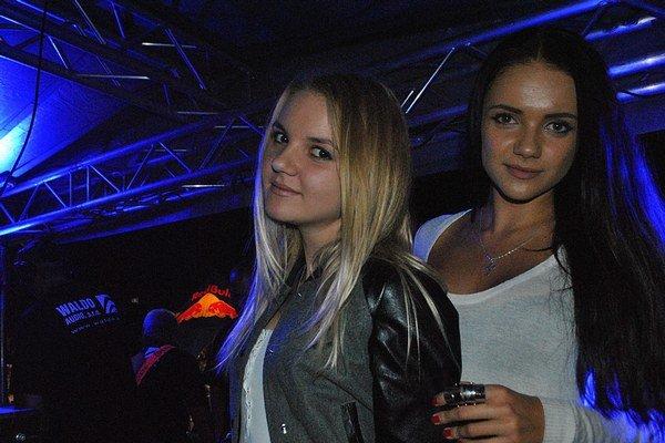Talentovaná Renata (vpravo) prišla na Šíravu so sestrou Editou.