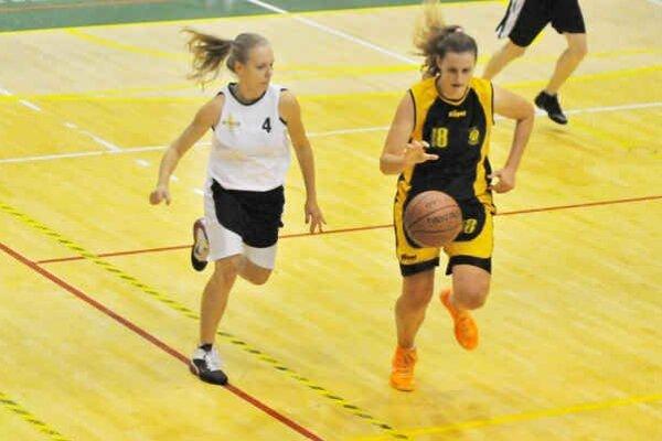 Michalovské basketbalistky triumfovali v Košiciach. Nad tamojšou Cassoviou zvíťazili rozdielom pätnástich bodov.