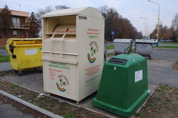 Separovanie. V Michalovciach sa vyseparuje ročne len vyše 6 percent z celkového množstva vyprodukovaného odpadu. Podľa poslancov je to žalostne málo.