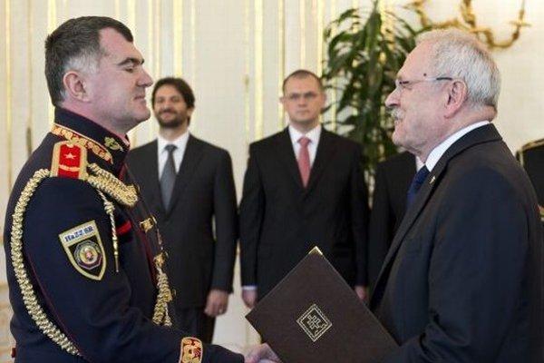 Povýšenie. Nejedlý je prvým generálom slovenských hasičov.