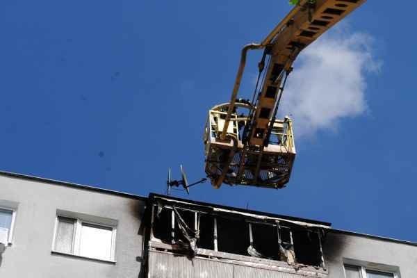 Zásah. Michalovským hasičom sa podarilo oheň rýchlo dostať pod kontrolu.