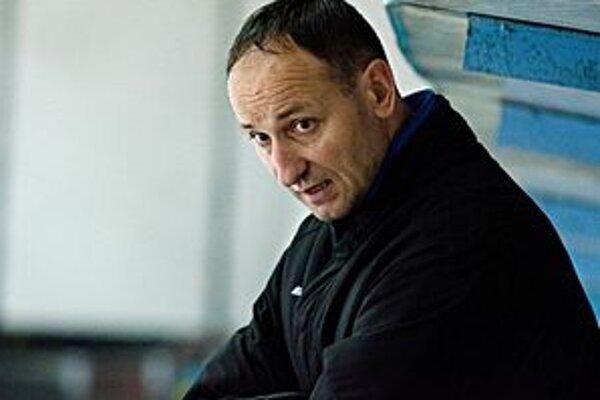 Tréner č. 3. Prišiel po Novom roku, zatiaľ odkoučoval tri zápasy.