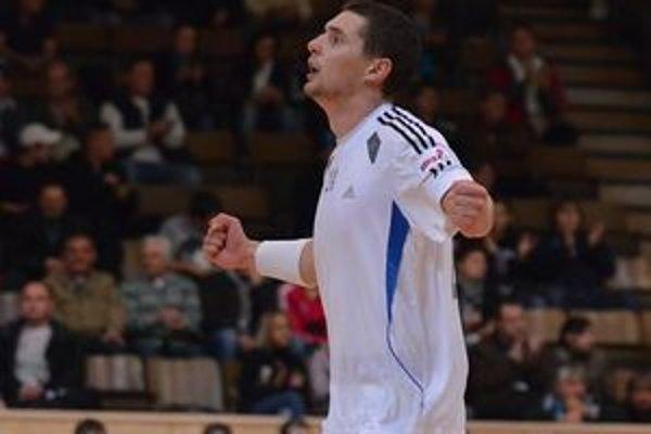 V Poľsku nesklamal. Matúš Miňo vsietil v dvoch zápasoch 8 gólov.