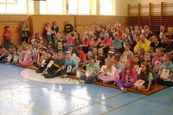 Škola – kráľovstvo. Deti sa v septembri nebudú báť prísť do školy.