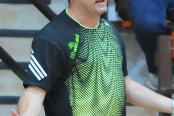Tréner winLandu Pavol Jano dnes očakáva ťažký zápas.