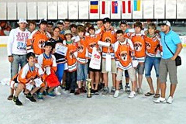 Michalovčania na domácom turnaji obsadili štvrtú priečku.