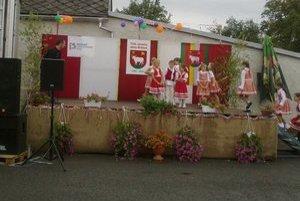 Slávnosť. V Krčave oslávili 710. výročie prvej písomnej zmienky o obci.