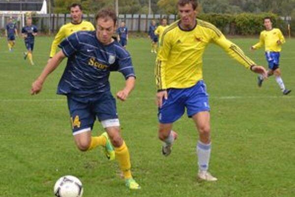 Tri body zostali doma. Michalovské B-mužstvo hravo zdolalo Svit.