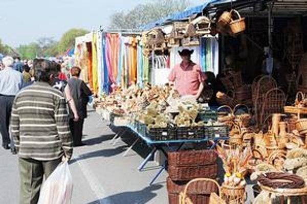 Zemplínsky jarmok. Návštevníkov čakajú tri dni hudby, nakupovania a množstvo kultúrnych podujatí.