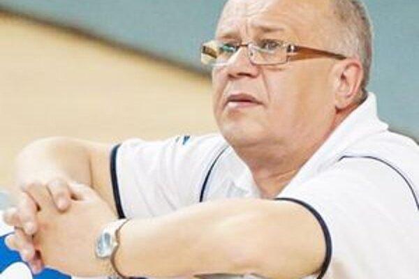 Športový riaditeľ VK Chemes Ján Grosiar. Od MEVZY si praje najmä kvalitu.