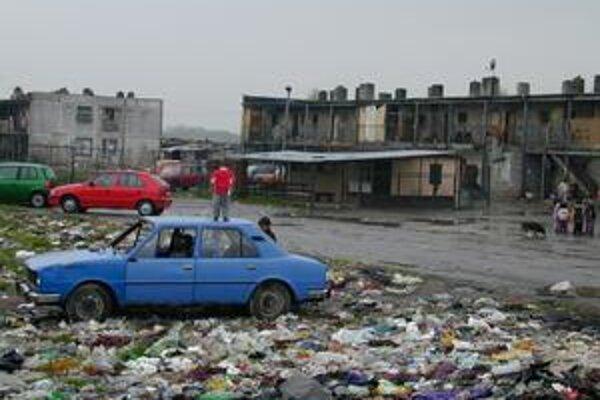 Osada Angy mlyn. Mesto robí v osade poriadok s nájomníkmi. Kšeftovanie s bytmi sa skončí.