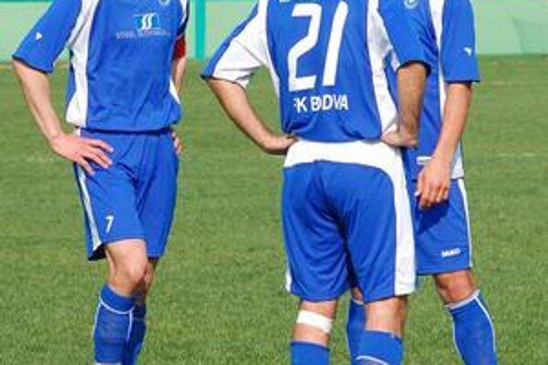 Futbalisti Moldavy nad Bodvou tých humenských v prvej lige nenahradia.