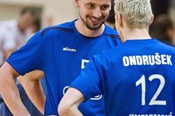 Marek Pollák. Zavesil volejbal na klinec.
