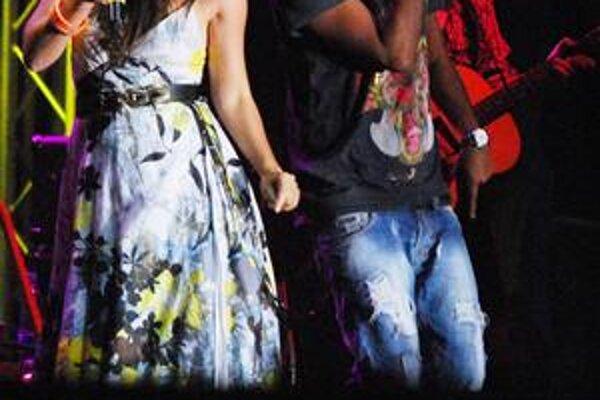 Zahraničné duo. Arash a krásna Aysel potešili hitom Always.