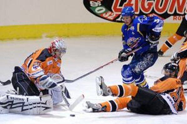 Hokejisti Michaloviec zatiaľ ani v jednom zo štyroch zápasov v riadnom hracom čase neprehrali.