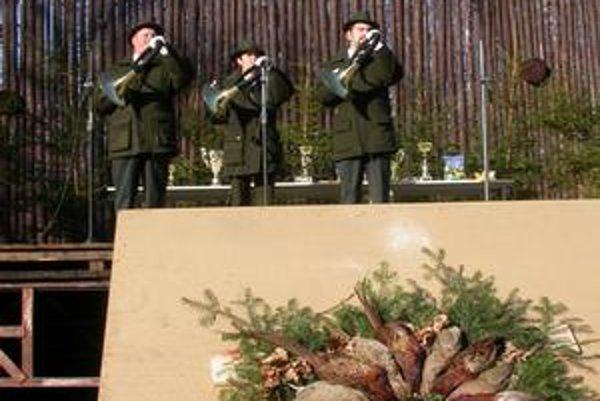 Deň sv. Huberta. V Sobranciach sa zídu poľovníci z rôznych kútov Zemplína.