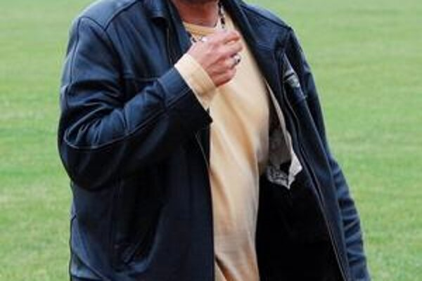 Tréner Štefan Brezo dobre vie, že nebodovať naplno v Šaci by znamenalo vážny škrt cez rozpočet