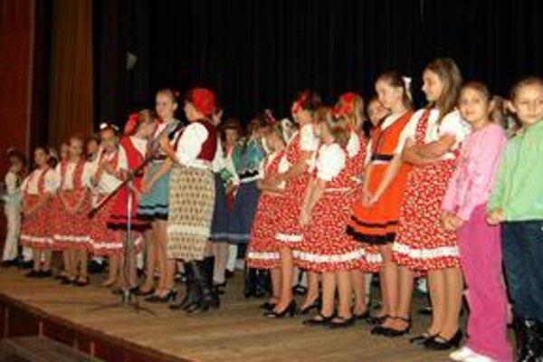 Tradície nezahynú. Na súťaž prišlo viac ako 90 detí.