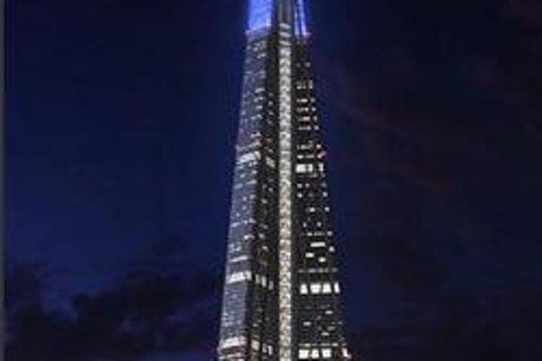 Takto mala vyzerať najvyššia budova Európy. Pre krízu sa nepostaví. Moskovčania sa na druhej strane môžu tešiť z nového parkoviska.