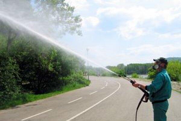 V zaplavených oblastiach bude postrek proti komárom nevyhnutný.