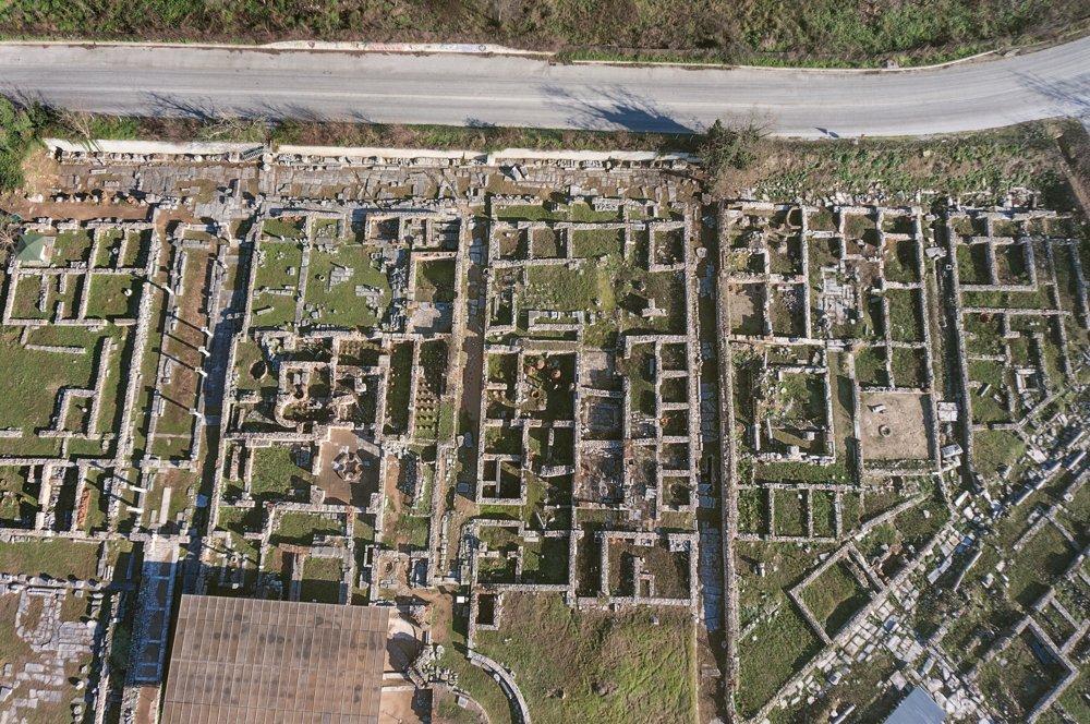 Archeologické nálezisko Philippi, Grécko