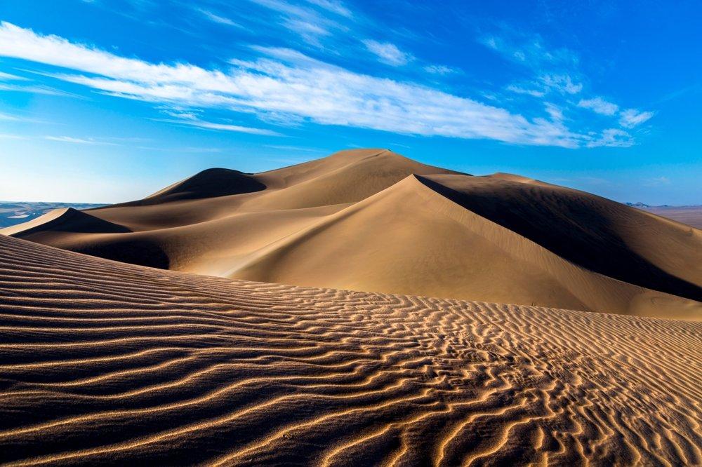 Púšť Lut, Irán