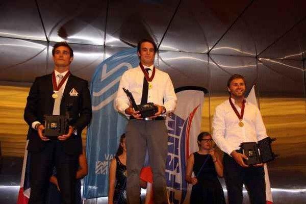 Európska špička. Martin Bartalský (vpravo) patrí medzi troch najlepších v Európe.