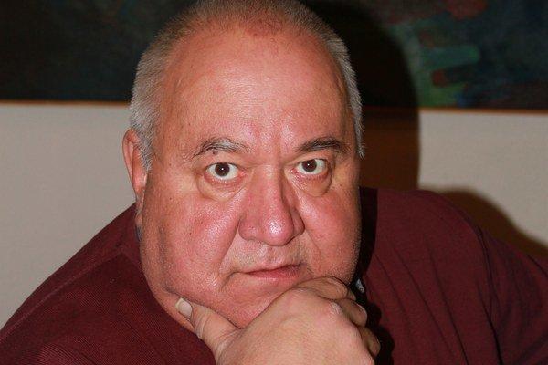 Emil Spišák. Riaditeľ Spišského divadla.