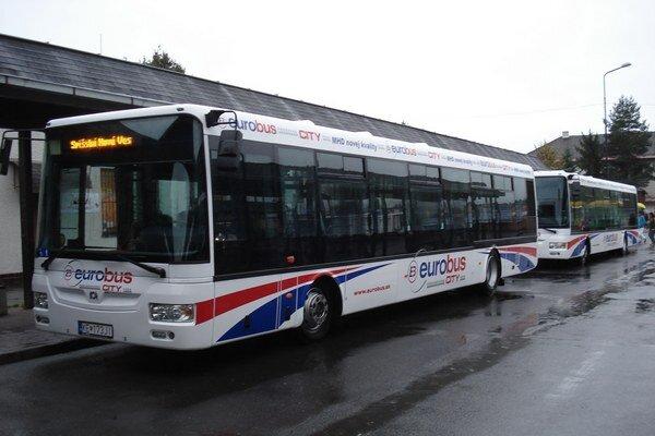 Nové autobusy prispejú k zvýšeniu kvality cestovania.