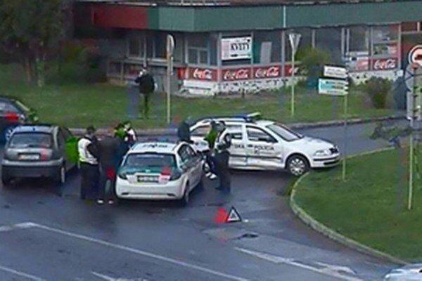 Nehody policajných áut sa vyšetrujú ako akékoľvek iné.