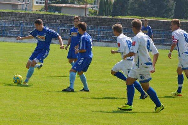 Do jarnej odvety štartujú starší dorastenci FK Spišská Nová Ves z tretej priečky, so stratou siedmich bodov na prvý Vranov.