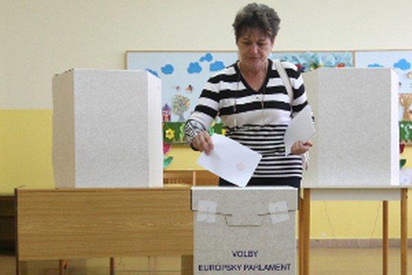 Eurovoľby sa budúkonať 24. mája.