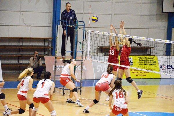 Volejbalový sviatok. Ženská a mužská volejbalová špička sa cez víkend predstavili v metropole Spiša.