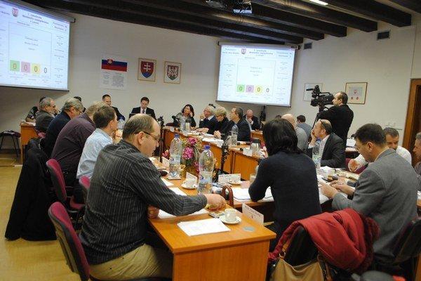 Levočskí poslanci diskutovali o zámere nového investora.
