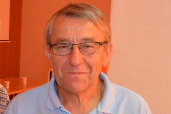 Oslávenec F. Kaľavský