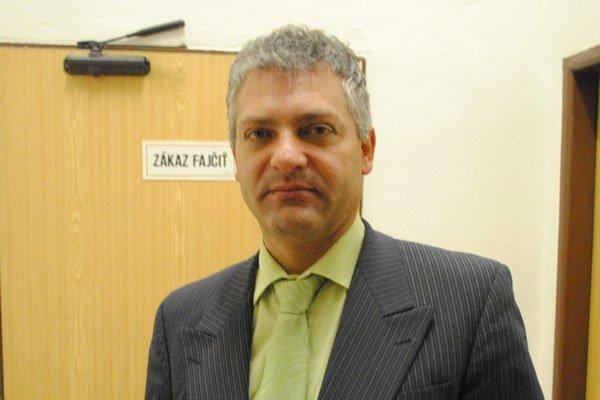 Náčelník J. Novák.