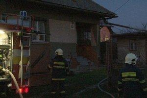 Požiar spôsobil zrejme spolumajiteľ domu.