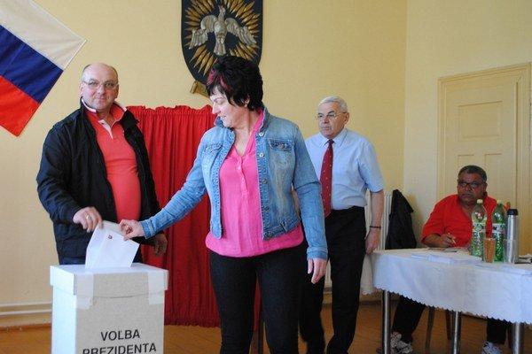 Rodina Záhradníkovcov volila pre Slovensko zmenu.