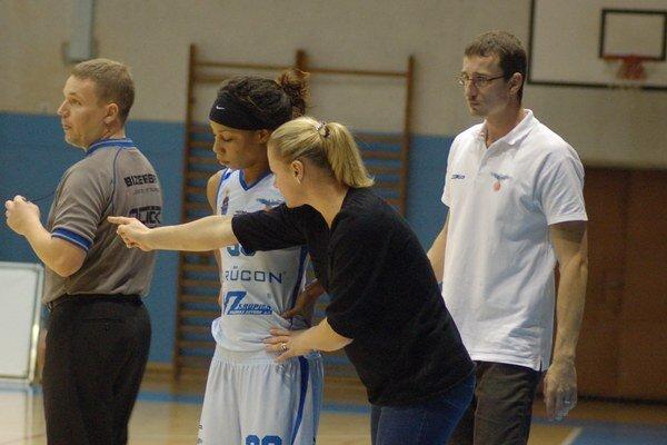 Vracia sa. Slávka Bučáková pred dvoma rokmi s Dávidom Demečkom tvorili trénerský tandem.