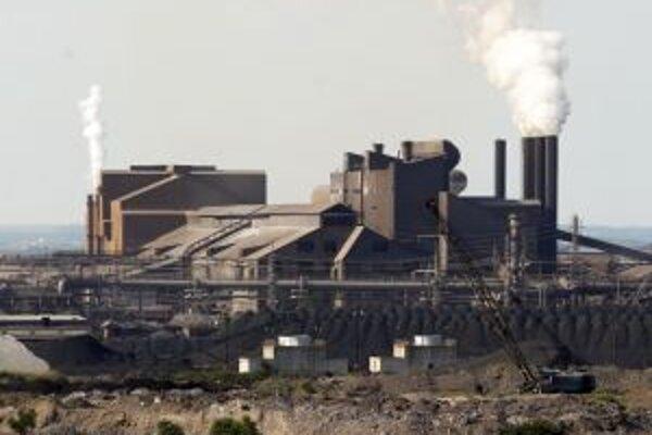 Akcionárom oceliarskej firmy Severstal (na snímke) už nestačí Rusko. Chystajú expanziu v Severnej Amerike.