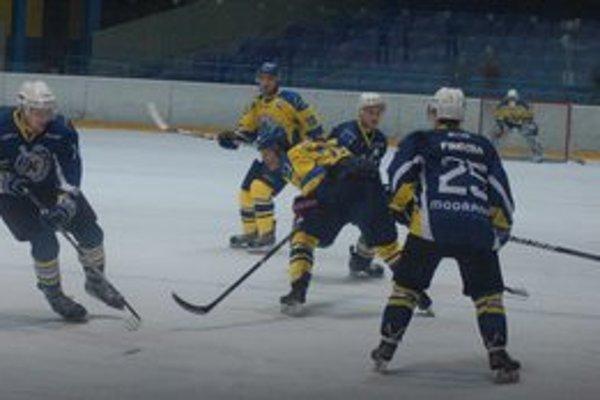 Nezabudnuteľný. Druhý zápas play–off s Prešovom bol v podaní Spišiakov vynikajúci.