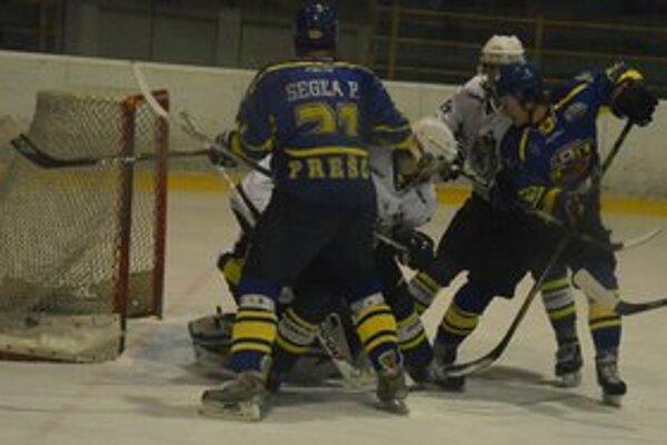 Leskovjanského góly rozhodli. Najväčší podiel na vyradení Spišiakov z ďalších bojov mal Matúš Leskovjanský.