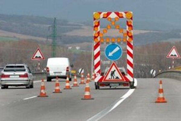 Opravy mostov obmedzia premávku.